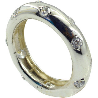 Riyo CZ925 Solid Sterling Silver Discounted Ring Srwhcz85-110027