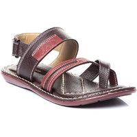 Trilokani Attractive Sandals (TFC33BROWN)