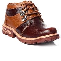 Trilokani Kids Brown Casual Wear Shoes (TFC20BROWN)