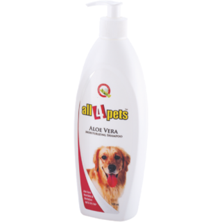 ALL4PETS (ALOE VERA MOISTURIZING SHAMPOO-500ML)