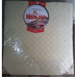 Spring Mattress By Restopuf For Double Bed Size 72x72x6