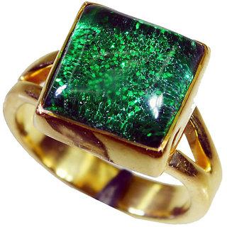 Riyo Sunstone 18-Kt Gold Plated Bridal Rings Sz 5.5 Gprsun5.5-78010