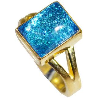Riyo Sunstone 18k Y Gold Plating Wedding Ring Jewelry Sz 6 Gprsun6-78035