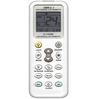 Universal Remote Control For Air Conditioner (1000 In 1