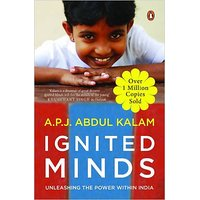 Ignited Minds by Abdul kalam (English  Paperback)