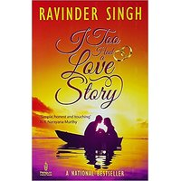 I Too had a Love Story By Ravinder Singh (English  Paperback)