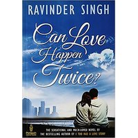 Can Love Happen Twice By Ravinder Singh (English  Paperback)