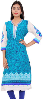 Being Diva Cotton Kurti