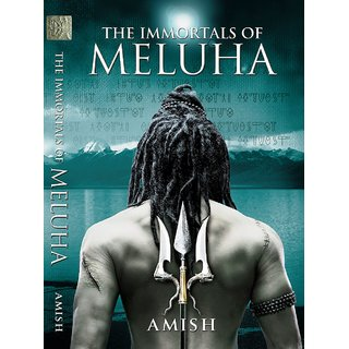 The Immortals of Meluha (Shiva Trilogy) By Amish (English  Paperback)