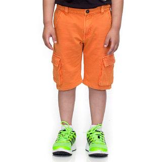 Oxolloxo Boy cotton orange capris