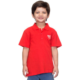 Oxolloxo Boy Red T-Shirt