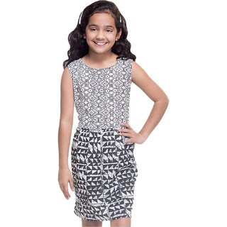 Oxolloxo Girls Stylish Dress