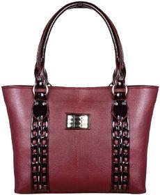 Louise Belgium Hand-held Bag (Pink-039)