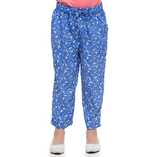 Oxolloxo Girls Blue Pants