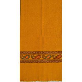 Kumaoni Hand Woven  Shawl In Overall Self Design