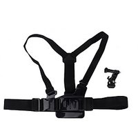 Adjustable Body Chest Strap Harness Belt For GOPRO HERO 4/3+/3/2/1/sj4000