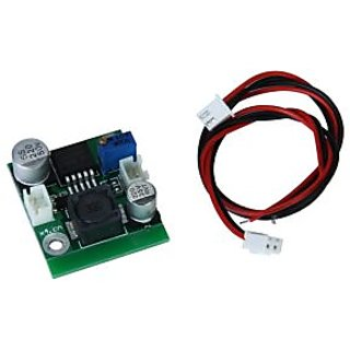 DC-DC Step-down Adjustable Power Supply Module w/ Wire