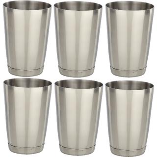 Set of 6 classy mocktail / lassi glasses Medium