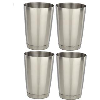 Set of 4 classy mocktail / lassi glasses Medium