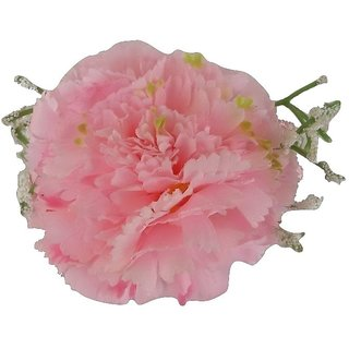 Viva Fashions Flower Bunch Hair Clip - Pink