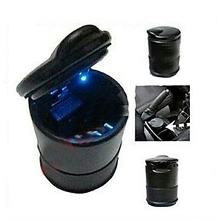 Takecare Designer Cigarette Ashtray With Led Lights For Toyota Corolla Old
