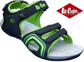 Lee Cooper Women Sandal 0445 Black Green