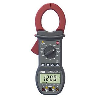 Meco 3600 1200A DC /1000A AC Digital Clamp Meter