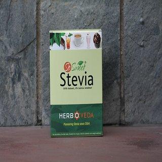 So Sweet Stevia 100 Sachets 100% Natural Sweetener- Sugarfree
