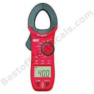Meco 27T AUTO 400A AC Digital Clamp Meter