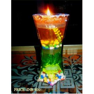 Gel Candle Vass