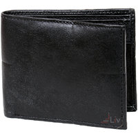iLiv Stylish Black Wallet- WT135-00