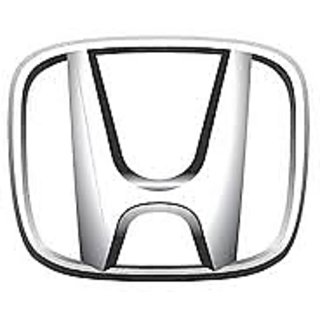 HONDA CIVIC CAR MONOGRAM LOGO EMBLEM FRONT H Chrome Emblem MonograM