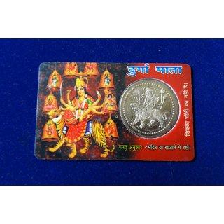 Mata Durga Coin Card  KZMC001