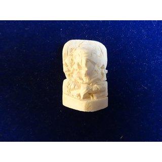 Lord Ganesha Idol - Shwet Arc Ganesh  KZMI002