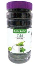 Natural Tulsi Green Tea, 100g Jar
