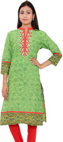 Being Diva Floral Cotton Kurti