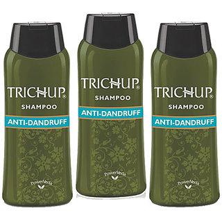 Trichup Anti Dandruff Shampoo Combo Pack Of 3x200ml