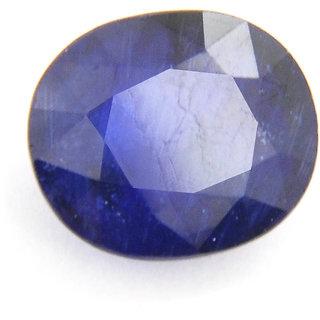 JAIPUR GEMSTONE Blue Neelam 5.25 Carat Lab Certified (Suggested)