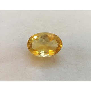 6.25 Ratti Lab certified Citrine (Suggested)