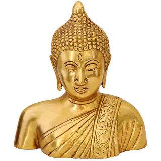 Villcart Serene Buddha Face