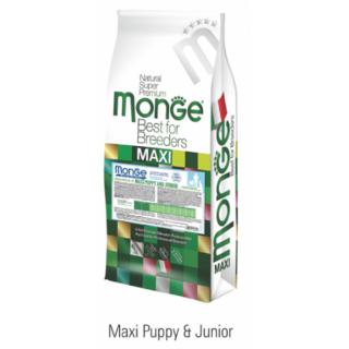 MONGE MAXI PUPPY  JUNIOR 15 KG