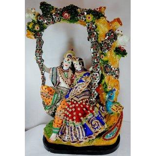 Raashi  Jhoola Radha Krishna Jrk4