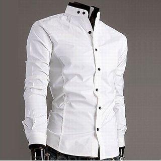 cb1dae4e315 Buy Men s Designer Party Wear Shirt Online   ₹1200 from ShopClues