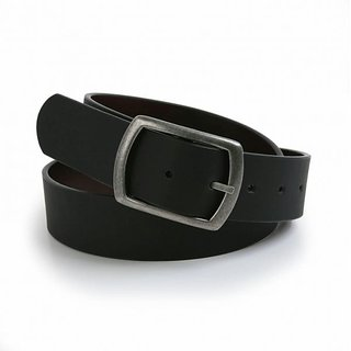 Pure Leather Belt for men (Synthetic leather/Rexine)