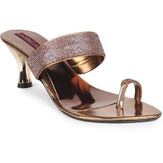 Cinderellas CH-272-GOLDEN Heels