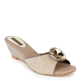 Cinderellas CF-424 Golden Heels