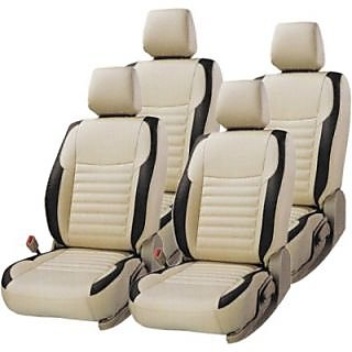 Leatherite Car Seat Covers - For Alto