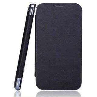 Nokia Lumia 625 Flip Cover - Black