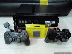 Sony PS2 160GB HDD Consoles 1 Month Seller Warranty