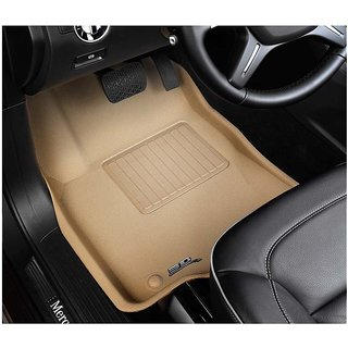 Takecare 3D Floor Mat For Mahindra Quanto